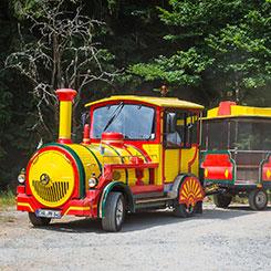 Isle - Petit train touristique